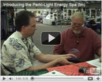 Video - introducing the Perkl-Light on YouTube