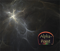 Big Bang Alpha Point Perkl-Light